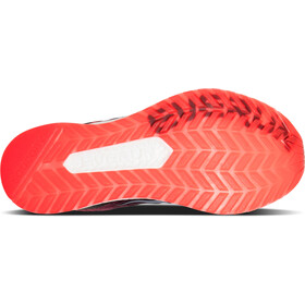 saucony Freedom ISO Shoes Women Black/Vizipro Red